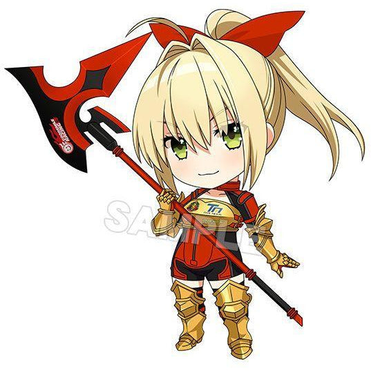 Good Smile Company GoodSmile Racing & Type-Moon Racing Nendoroid Nero Claudius: Racing Ver.