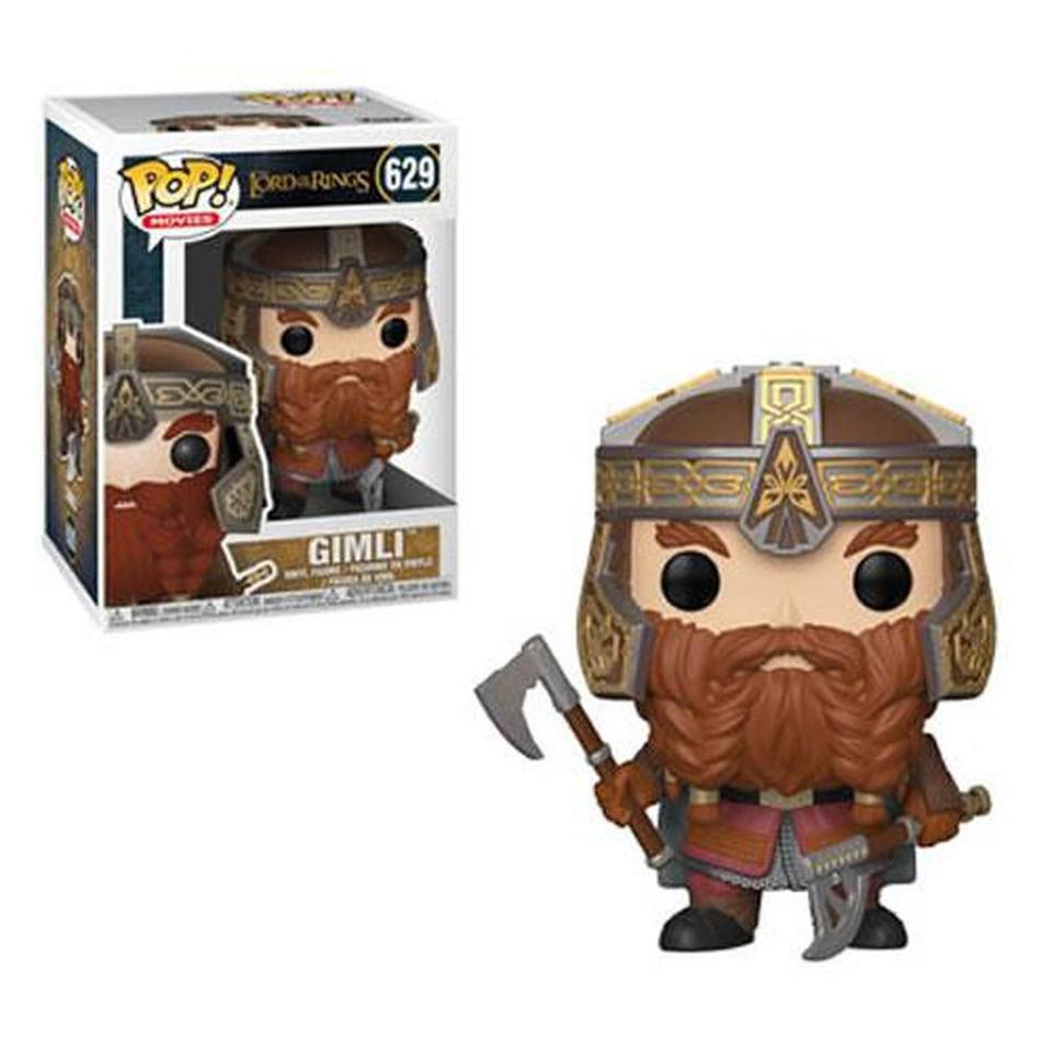 Funko Pop! Movies - Lord Of The Rings - S04 - Gimli