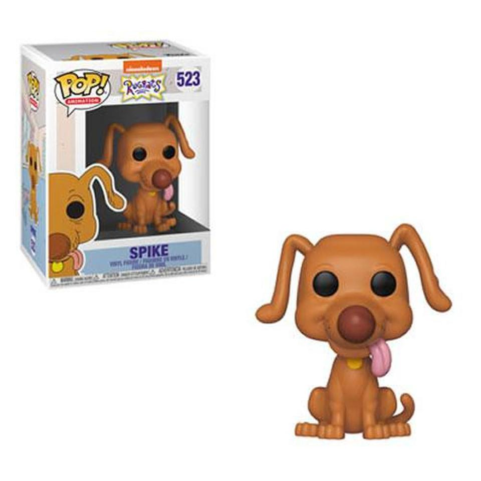 Funko Pop! Animation: Rugrats Spike Pop! Vinyl Figure #523