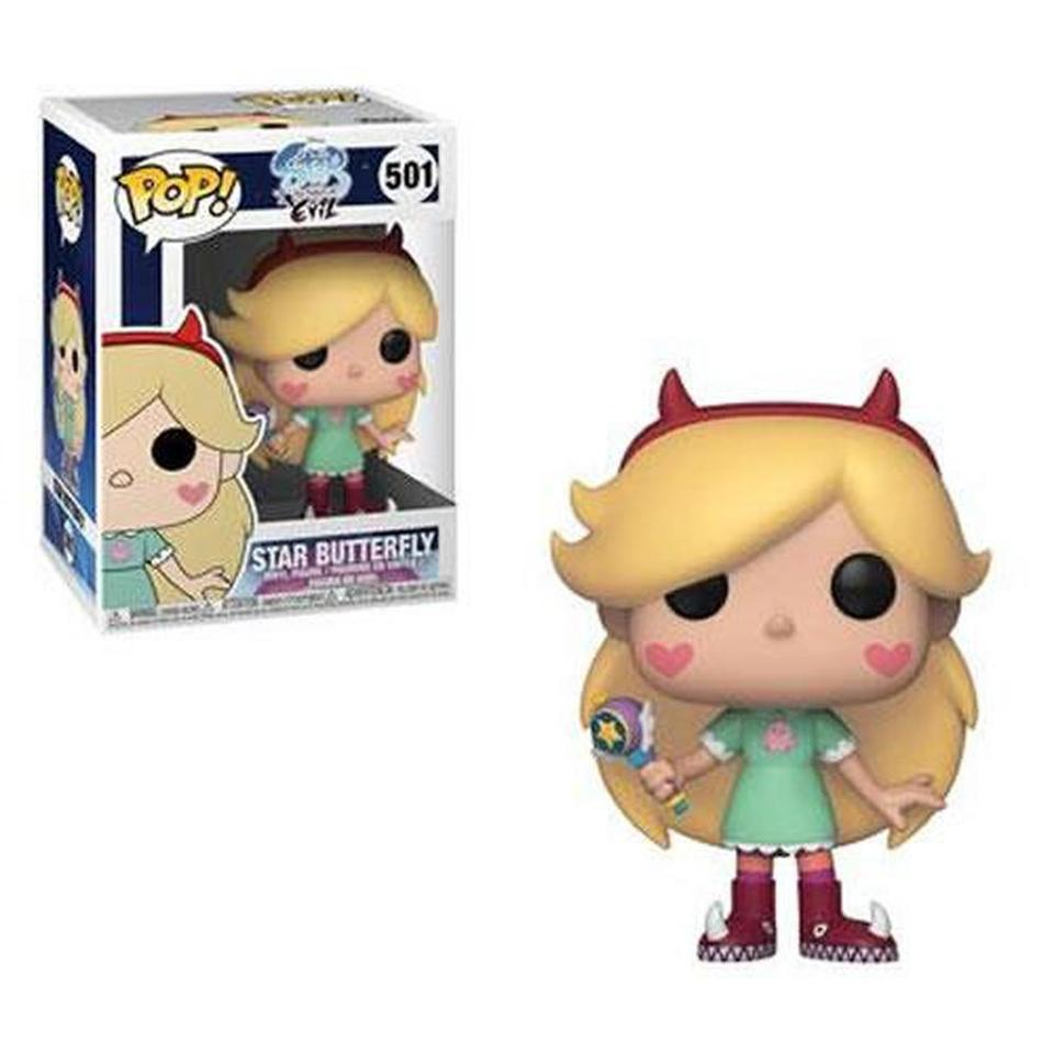 Funko Pop! Animation: Star vs. The Forces of Evil Star Butterfly Pop! Vinyl Figure #501