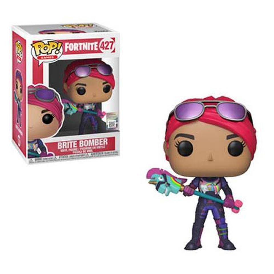 Funko Pop! Games: Fortnite Brite Bomber Pop! Vinyl Figure #427