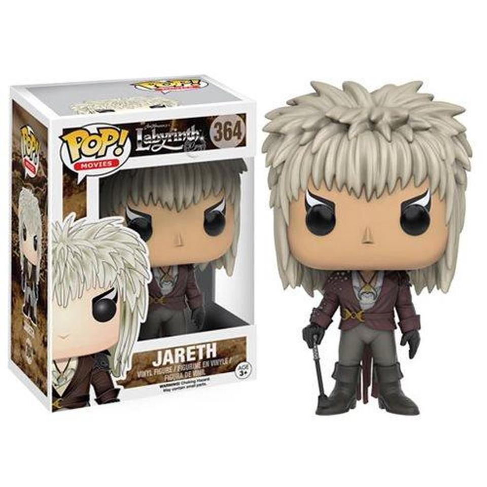Funko Pop! Movies: Labyrinth Jareth Pop! Vinyl Figure