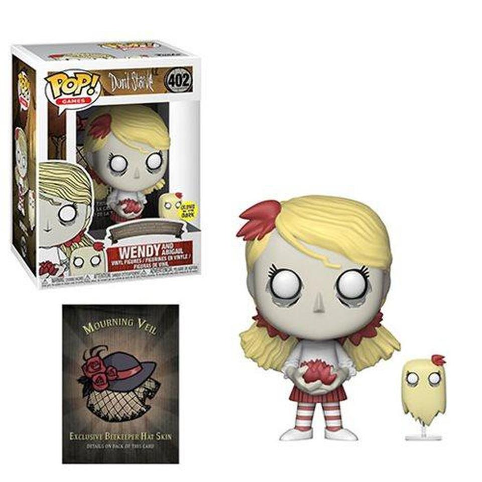 Funko Pop! Pop & Buddy: Don't Starve - Wendy w/ Abigail (GW)