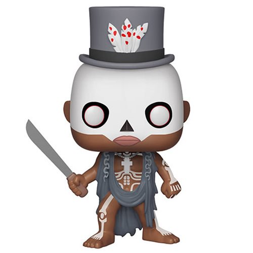 Funko POP! James Bond Baron Samedi Pop! Vinyl Figure