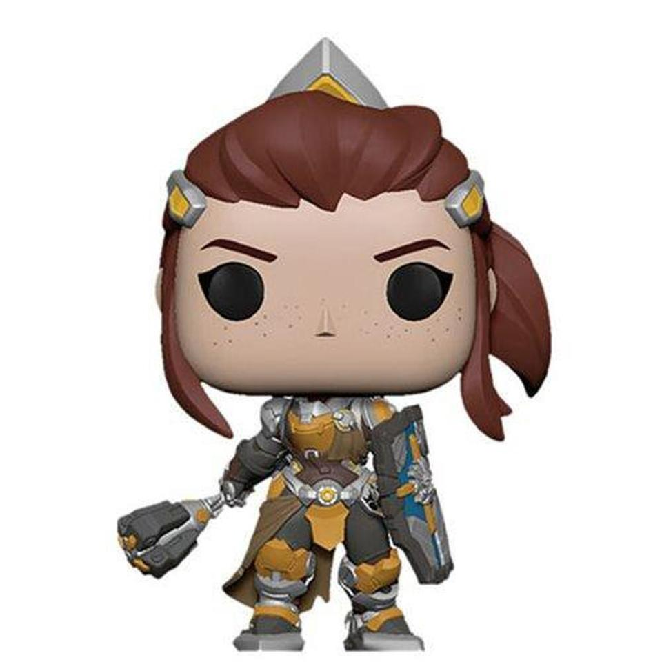 Funko Pop! Games: Overwatch Brigitte Pop! Vinyl Figure