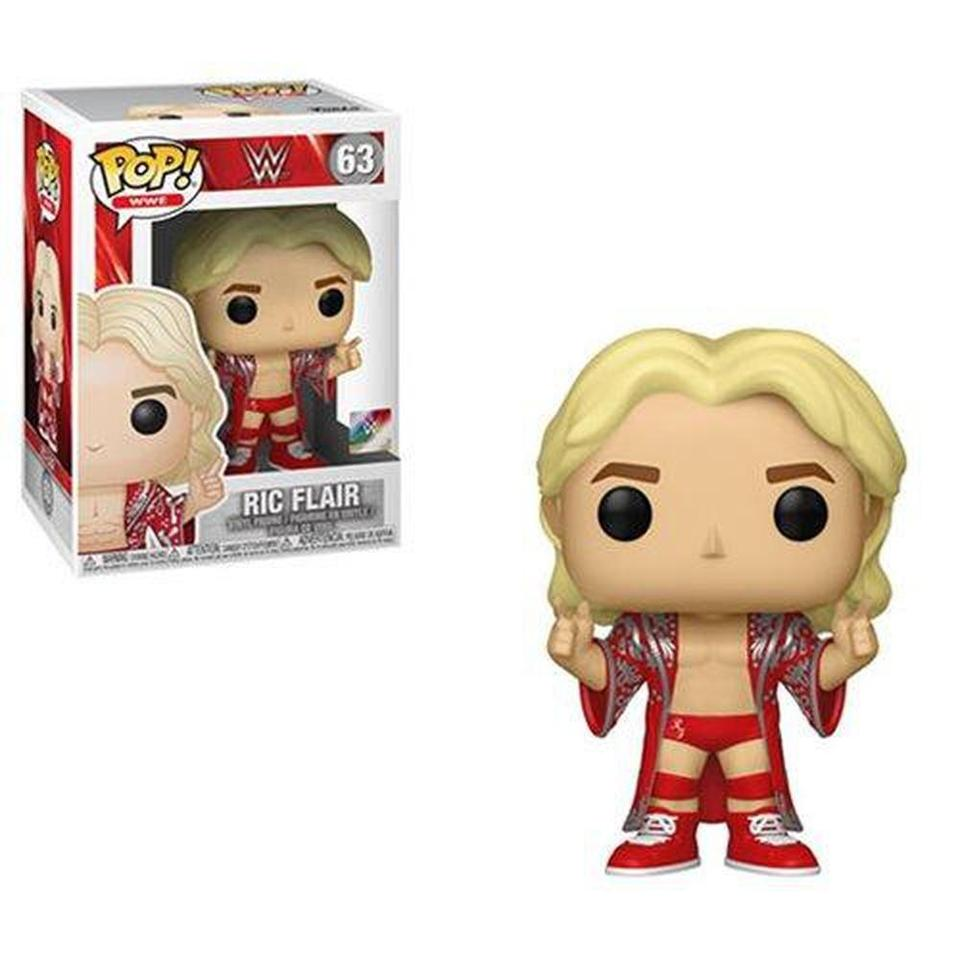 Funko Pop! WWE Ric Flair Pop! Vinyl Figure #63