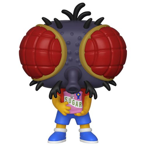 Funko POP! Simpsons Bart Fly Pop! Vinyl Figure