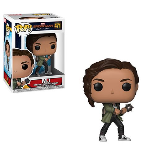 Funko Pop! Spider-Man: Far From Home Mary Jane Pop! Vinyl Figure