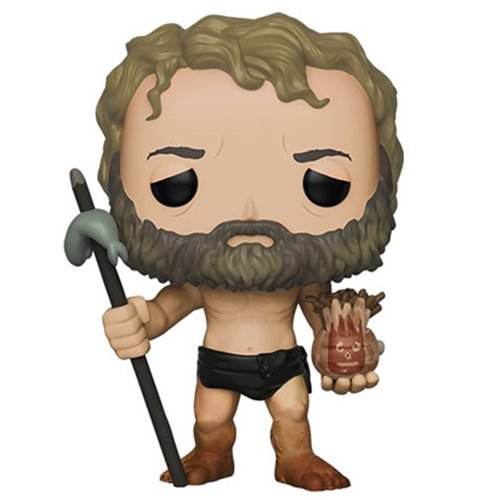 Funko POP! Cast Away Chuck with Wilson Pop! Vinyl Figure