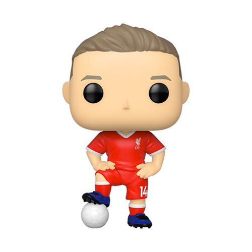 Funko Pop Football Liverpool Jordan Henderson Pop! Vinyl Figure - Neko Anthem