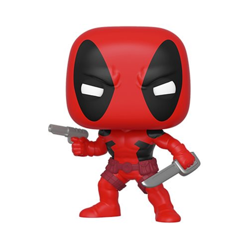 Funko Pop! Marvel 80th First Appearance Deadpool Pop! Vinyl Figure