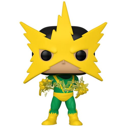 Funko Pop! Marvel 80th First Appearance Electro Specialty Series Pop! Vinyl Figure