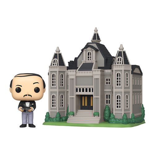 Funko Pop! Batman Wayne Manor with Alfred 80th Anniversary Pop! Town