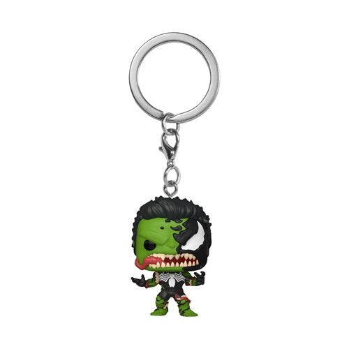 Funko Pop! Marvel Venomized Hulk Pocket Pop! Key Chain