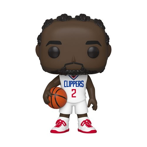 Funko Pop! NBA Clippers Kawhi Leonard Pop! Vinyl Figure