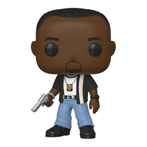 Funko Pop! Bad Boys Marcus Burnett Pop! Vinyl Figure