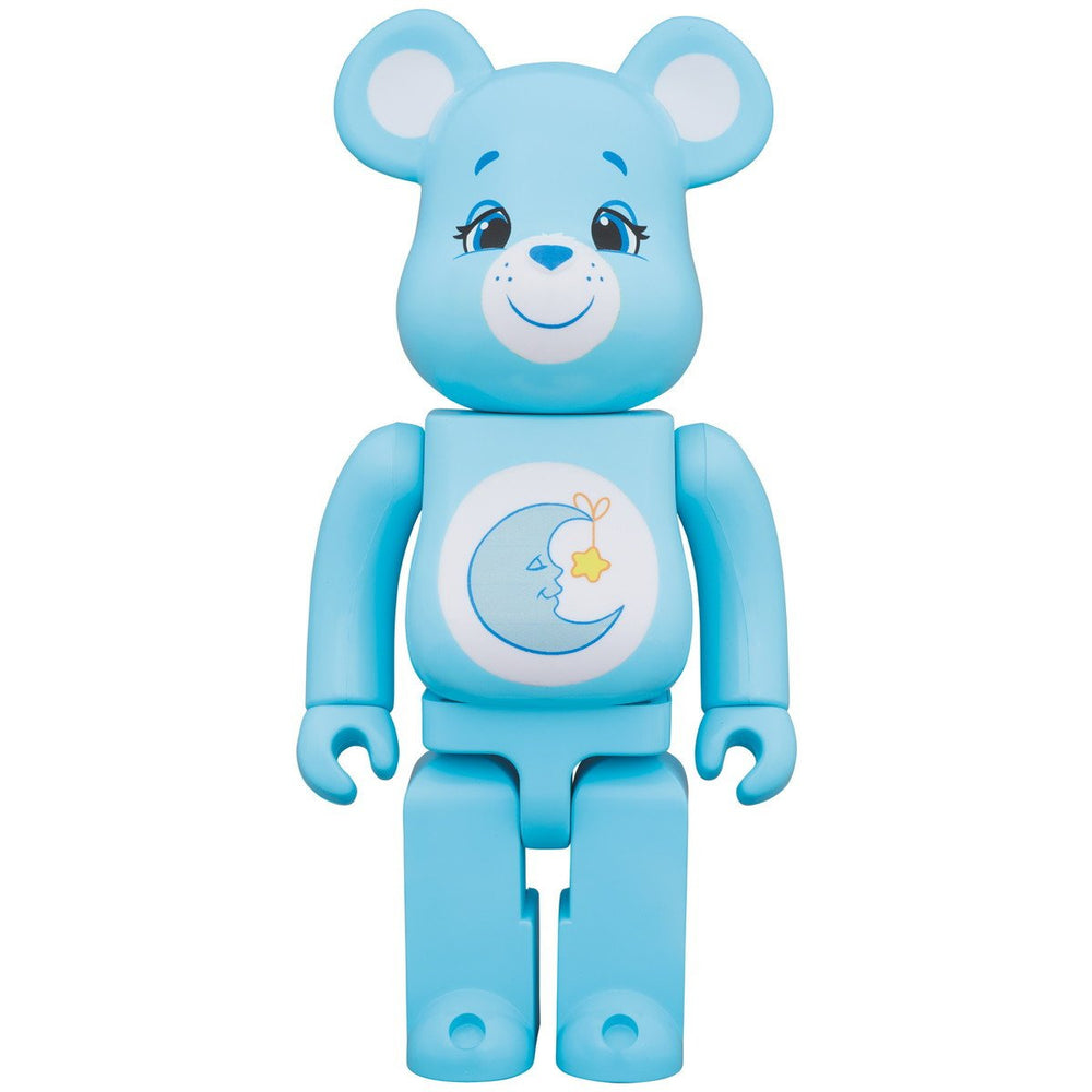 Medicom Toy Care Bears Be@rbrick  Bed Time Bear 400%