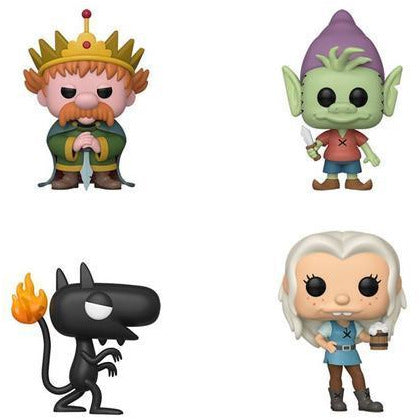 Funko POP! Disenchantment - Set Of 4 Vinyl Figure
