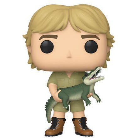 Funko Pop! Crocodile Hunter Steve Irwin Pop! Vinyl Figure