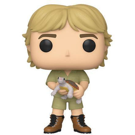 Funko Pop! Crocodile Hunter Steve Irwin Pop! Vinyl Figure (Chase)