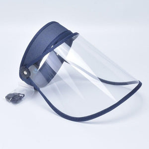 Game Changing Idea 32709 Navy blue Adjustable Full Face Shield