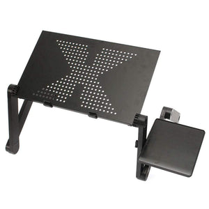 Game Changing Idea Adjustable Laptop Desk Stand