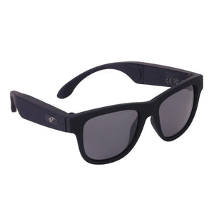 Game Changing Idea 63705 Black frame black lens Bluetooth Sunglasses