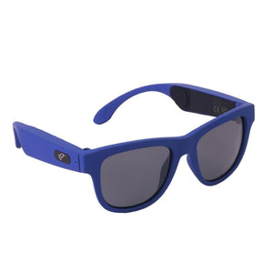 Game Changing Idea 63705 Blue frame black lens Bluetooth Sunglasses