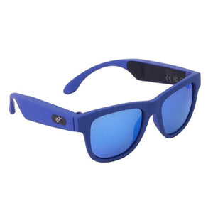 Game Changing Idea 63705 Blue frame blue lens Bluetooth Sunglasses