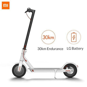 Game Changing Idea Xiaomi-White / UK Electric Folding Scooter (30km)