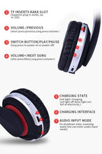 Load image into Gallery viewer, Game Changing Idea Foldable Bluetooth Headset