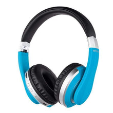 Load image into Gallery viewer, Game Changing Idea Blue / Worldwide Foldable Bluetooth Headset