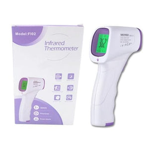 Game Changing Idea Purple Forehead Infrared Digital Thermometer