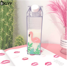Load image into Gallery viewer, Game Changing Idea Flamingo Leaf Fun Print Water Bottles