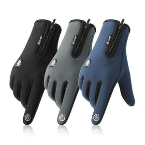 Game Changing Idea Gloves Running Touch Screen