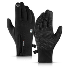 Load image into Gallery viewer, Game Changing Idea Black / L Gloves Running Touch Screen