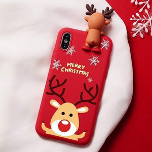 Game Changing Idea For iPhone 11 / Klho-sdjzmilu iPhone Christmas Phone Case