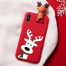Load image into Gallery viewer, Game Changing Idea For iPhone 11Pro Max / Klho-luweijin iPhone Christmas Phone Case