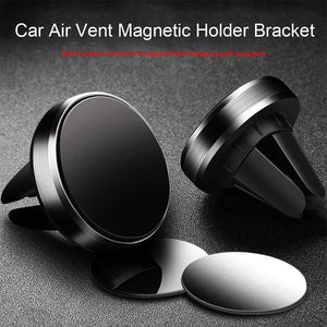 Game Changing Idea Magnet Car Vent Phone Holders