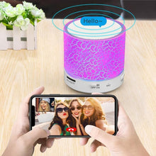 Load image into Gallery viewer, Game Changing Idea Mini Bluetooth LED Speaker