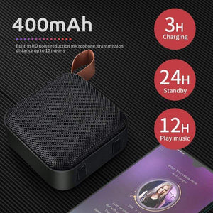 Game Changing Idea Mini Wireless Speaker
