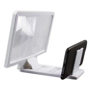 Game Changing Idea 190405 Worldwide / White Mobile Phone Magnifier