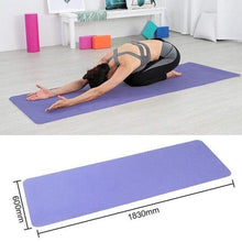 Load image into Gallery viewer, Game Changing Idea Taro Purple Non-slip Yoga Mats