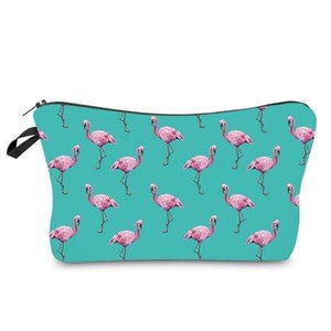 Game Changing Idea Flamingos Pencil Cases & Makeup Bags