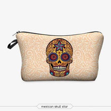 Load image into Gallery viewer, Game Changing Idea Skull Pencil Cases & Makeup Bags