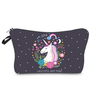 Game Changing Idea Unicorns Are Real Pencil Cases & Makeup Bags