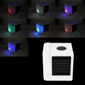 Game Changing Idea Model B / Worldwide Portable USB Powered Mini Air Conditioner