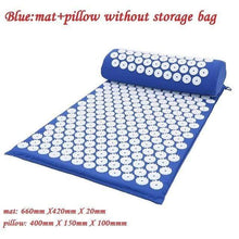 Load image into Gallery viewer, Game Changing Idea Blue02 without bag Relaxing Yoga Mat