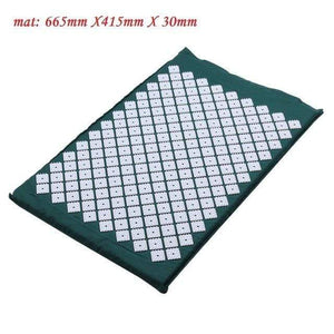 Game Changing Idea Green Mat Relaxing Yoga Mat