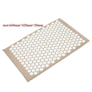 Game Changing Idea Grey Mat Relaxing Yoga Mat